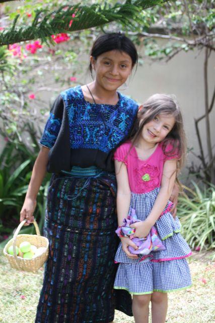 Abra and Juana