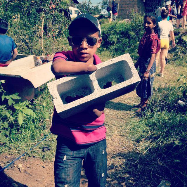 Oscar carrying block